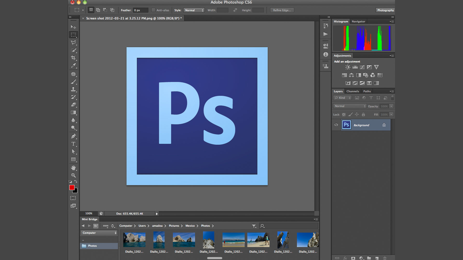 Adobe Photoshop CS6 One on One Fundamentals