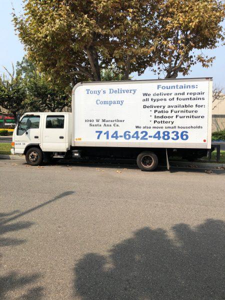 Truck for sale year 2003 Make Isuzu. Model diesel